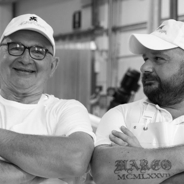 Luigi e Marco Tragaioli